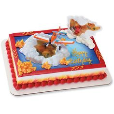 Disney Planes II Air Attack Team Cake Topper kit by BigCatCrafts
