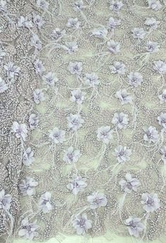 Fancy Super luxurious wedding lace lace fabric bridal lace fabric beaded lace fabric with flowers guipure lace fabric dress fabric by Jennylacefabric on Etsy