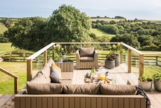 Century engine house becomes rough-luxe retreat in Cornwall Garden Furniture, Outdoor Furniture Sets, Outdoor Decor, Cornwall, Sunken Hot Tub, Engine House, Bathroom Wall Art, Bathroom Ideas, Small Bathroom