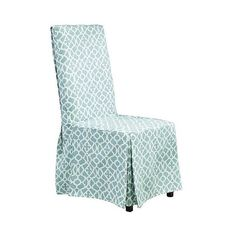 Sure Fit Iron Gate Dining Room Chair Slipcover