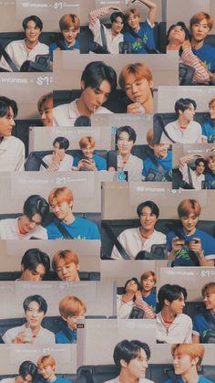 Wallpaper Jeno and Jaemin