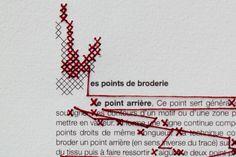 Actualité / Des lettres et des points de croix / étapes: design & culture visuelle