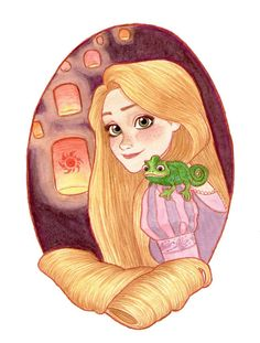 Find images and videos about disney, princess and rapunzel on We Heart It - the app to get lost in what you love. Disney Princess Drawings, Disney Princess Art, Disney Fan Art, Disney Drawings, Disney Love, Disney Rapunzel, Tangled Rapunzel, Disney And Dreamworks, Disney Pixar