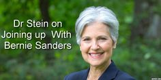 """Dr. Jill Stein: Being in a Bernie Sanders Administration """"could be discussed""""   Political People Blog   """"Dr. Jill Stein talks to the Political People Podcast about Bernie Sanders and the political revolution."""" Click to read and share the full interview."""