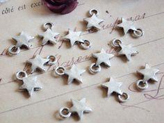 12 ou 25 x mixtes clés charmes Tibet Antique Silver Tone Crafts Findings Pendentifs