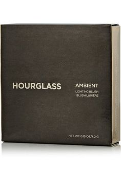 Hourglass - Ambient Lighting Blush - Diffused Heat - Antique rose - one size