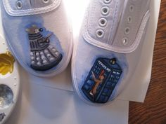 Dr. Who shoes