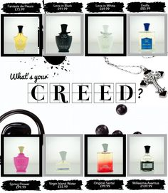 Do you own Creed Perfume? Ohhh yes! Creed Perfume, Creed Fragrance, Move Over, Hermes Perfume, Best Perfume, Bottle Design, After Shave, Black Love, Discount Designer