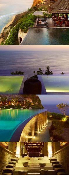 Bvlgari Bali Resort www.facebook.com/placesbali