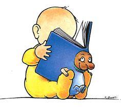 """""""Les enfants méritent le meilleur de nous"""", Claude Ponti"""