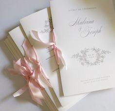 végétal chic - Wedding - Crème de Papier