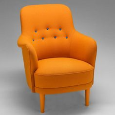 Carl Malmsten Armchair: I'm nuts about everything by this Swedish designer.