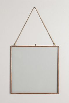 For the niche | Hinged Hanging Mirror - anthropologie.com