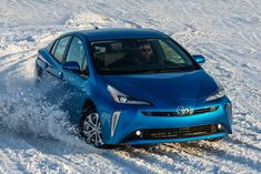 We test the 2019 Toyota Prius AWD-e. If the lack of all-wheel drive has been what's kept you from enjoying the impressive efficiency of a Prius hybrid, this is the car for you. Toyota Prius, Toyota Corolla, Ste Therese, Toyota Hybrid, Honda Insight, Car Purchase, Car Buyer, First Drive, Gasoline Engine