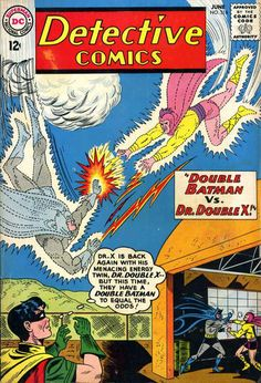DETECTIVE COMICS #316. DC, 1937 Series. Source: http://www.comics.org/issue/17729/
