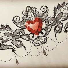 Just drew this lace piece for a thigh tattoo next week #isavann #scotland #picture #artwork #tattoos #tattooartist #custom #art #artist #design #lace #lacetattoo #lacedesign #thigh #diamond #girlytattoo #sexy #ink #inked #girlwithink #truecolour #truecolourtattoo #glasgow