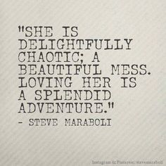 Chaotic Love