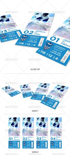 Event Tickets Mockup Event ticket, Mockup and Print templates - free event ticket template printable