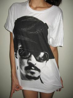 Johnny Depp Movie Star Icon T-Shirt Size M