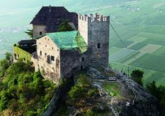 Messner Mountain Museum, Juval : Vinschgau, Italy, hosted in Castro Juval (Juval Castle)