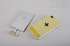 inature Refill:iPhone 保護殼兼行動電源,讓手機喝一杯! | T客邦 - 我只推薦好東西