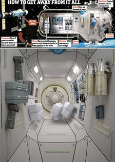 Space Suite: 200-Mile-High Orbital Hotel for $20,000 a Night [Space Future: http://futuristicnews.com/category/future-space/ & http://futuristicshop.com/category/space-future-books/ Mars in the Future: http://futuristicnews.com/tag/mars/ NASA: http://futuristicnews.com/tag/nasa/]