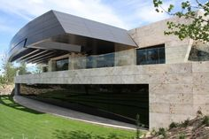 Exterior | House in Pozuelo de Alarcón, Spain by A-cero Architects |