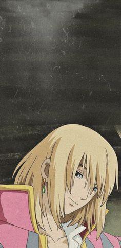 Wallpaper Animes, Animes Wallpapers, Cute Wallpapers, Studio Ghibli Art, Studio Ghibli Movies, Wallpaper Studio, Wallpaper Desktop, Howls Moving Castle Wallpaper, Howl's Moving Castle