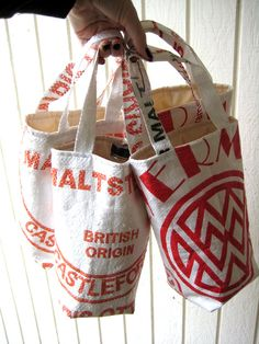 growler bags -cool!