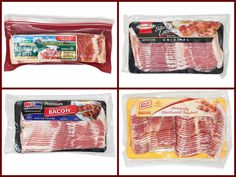 Americas Test Kitchen recommends: Farmland Thick Sliced Bacon