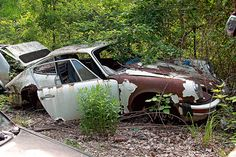 """PORSCHE  911 """" The End """" by marvin 345, via Flickr"""