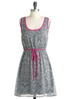 About the Artist Dress in Garden | Mod Retro Vintage Dresses | ModCloth.com