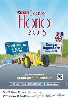 La Coupe Florio 2015 à Saint-Brieuc #Département22