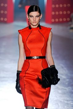 Jason Wu. I am obsessed with this cut in dresses right now.