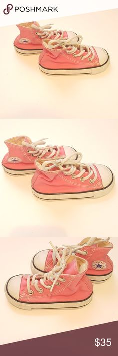 Converse Chuck Taylor high top All Star sneakers