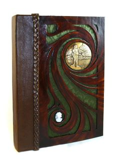 Fishermans Leather Journal by McGovernArts.deviantart.com on @DeviantArt