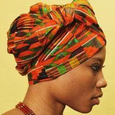 Head Scarves | Head Scarf: African American Head Wraps