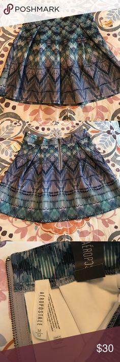 Aeropostale summer skirt Very cute Aeropostale skirt never worn tags still on Skirts Mini