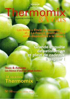 Thermomix & Vous  Nº  10