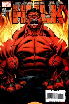 Hulk, Vol. 2 - Very Fine: Who is the Hulk? Appearance of Red Hulk. The Abomination, Emil Blonsky, Lego Marvel, Marvel Dc, Marvel Heroes, Hulk Comic, Marvel Comic Books, Marvel Characters, Comic Art, Marvel Villains, Marvel Movies