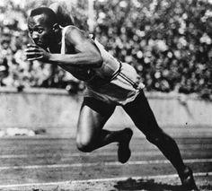 Jesse Owens by Biography