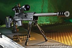 Looking wayyy back at the Tactical Weapons Sep 2011 issue: SAVAGE 110 BA: Top-gun Guardsmen fire up the sub-MOA BA, the powerful solution that leaves active shooters nowhere to hide!