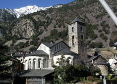 Andorra la Vella Andorra, Secret Places, Mansions, Country, House Styles, Travel, France, Places, Mansion Houses