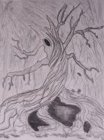 Sleepy Hollow Tree by Shaboygen