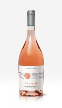 Rosé Wine Packaging – 15 Beautiful Bottles for this Summer