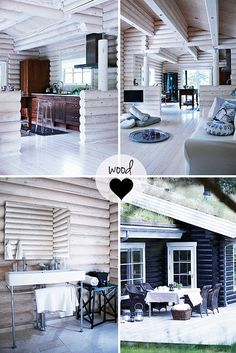 a danish summer house by the style files, via Flickr