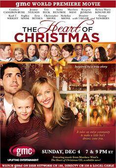 Its a Wonderful Movie: GMC Movie - The Heart of Christmas