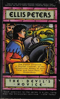 The Devil's Novice (Chronicles of Brother Cadfael #8) by Ellis Peters