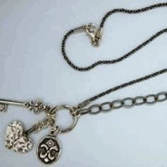 Charms necklaces
