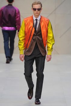 The Fashion Digest: Male wardrobe in all his glory